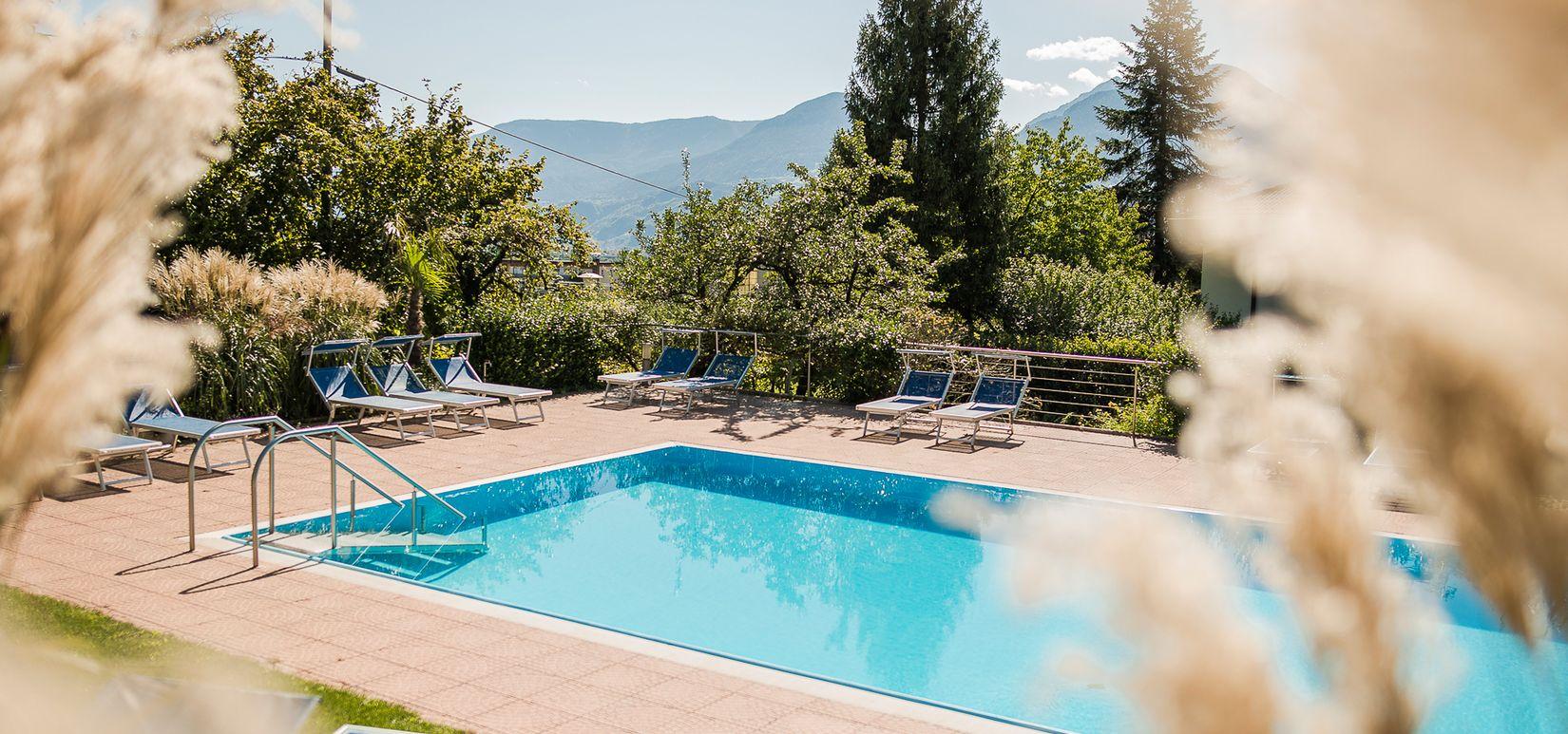 Hotel salgart merano alto adige - Hotel merano 4 stelle con piscina ...